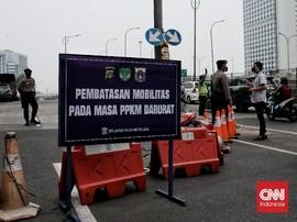 PPKM Level 4 Diperpanjang di Kota Tertentu 3 sampai 9 Agustus