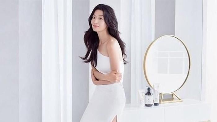 Tak Hanya Hadir Drama Terbaru, Jun Ji Hyun Kini Dipilih Sebagai Model Terbaru Bodycare Botalab Suamel