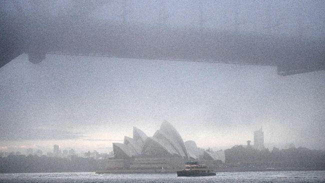 Australia akan mempertimbangkan untuk melonggarkan lockdown di Sydney jika sudah memvaksin Covid-19 setengah populasi kota itu, atau sekitar 6 juta penduduk.