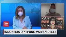 VIDEO: Indonesia Dikepung Varian Delta