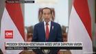 VIDEO: Jokowi Serukan Kesetaraan Akses Untuk Dapatkan Vaksin