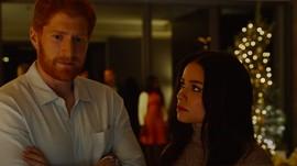 Trailer Film Adaptasi Harry-Meghan Sajikan Wawancara Oprah
