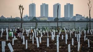 Pemerintah Sebut Penyebab Kenaikan Kasus Kematian Covid-19