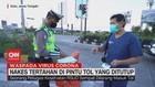 VIDEO: Nakes Tertahan di Pintu Tol Yang Ditutup