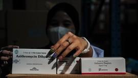 Stok Obat Covid Yogyakarta Hanya Cukup untuk 90 Pasien