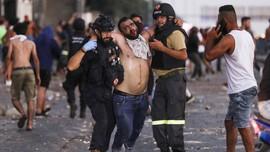 FOTO: Libanon Membara di Tengah Krisis Multidimensi