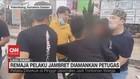 VIDEO: Remaja Pelaku Jambret Diamankan Petugas