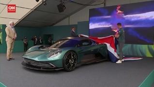 VIDEO: Aston Martin Valhalla, Supercar Bengis buat James Bond