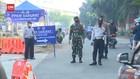 VIDEO: Suasana Titik Penyekatan Jalan Basuki Rahmat