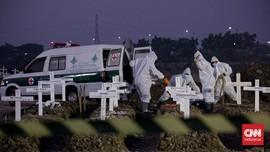Jateng-Jatim Masih Sumbang Angka Kematian Tertinggi Covid RI