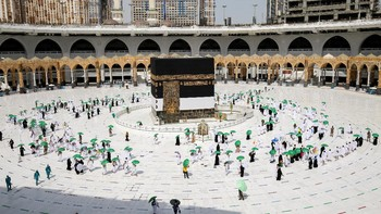KJRI Sebut Barcode Vaksin RI Tak Terbaca di Sistem Saudi