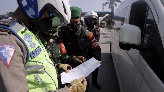 PPKM Hingga 2 Agustus, Pemeriksaan STRP Tetap Berlaku