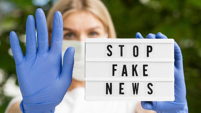 Berita Hoaks Covid-19 Semakin Marak, Ini 4 Alasan Pentingnya Menghindari Berita Hoaks di Media Sosial