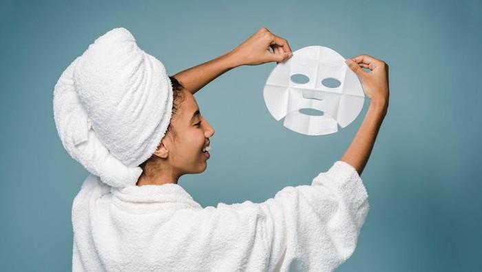 5 Rekomendasi Sheet Mask Under Rp50 Ribu, Cocok untuk Mengatasi Pori-pori Besar