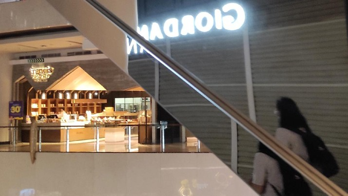 この地域ではショッピングセンターを再開! COVID-19 | PPKM | 新型コロナ