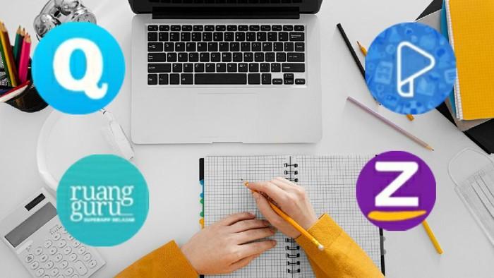 Kenalkan Anak 4 Aplikasi Bimbel Online Ini, Belajar Jadi Lebih Asyik dan Menyenangkan