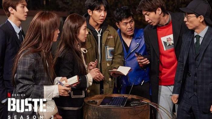 PPKM Diperpanjang, Segarkan Pikiran dengan 5 Tontonan Variety Show Korea Terbaik di Netflix Ini