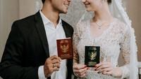 <p>Diego Afisyah mengakhiri masa lajangnya pada 2020 lalu dengan menikahi bule mualaf bernama Polina. Belum lama menikah, keduanya membawa kabar bahagia baru-baru ini. (Foto: Instagram: @diegoafisyah)</p>