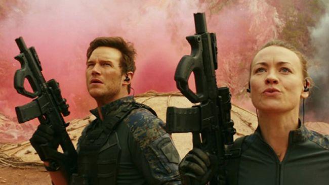 Film The Tomorrow War yang tayang di layanan streaming Amazon Prime Video mendapat ulasan negatif.