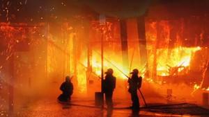 BPOM Kebakaran