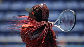 FOTO: Persiapan Naomi Osaka Jelang Olimpiade Tokyo