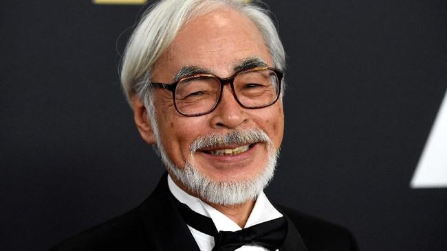 Perjalanan Panjang Hayao Miyazaki Ciptakan Spirited Away
