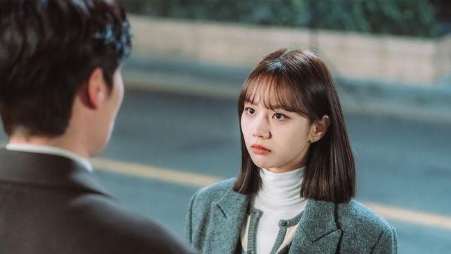 Drama My Roommate is a Gumiho telah sampai di episode puncak. Hyeri membagikan kesan berada di produksi drama ini.