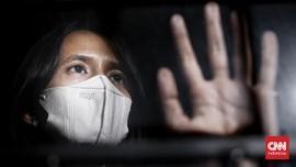 Kasus Aktif Covid-19 Indonesia Terbanyak ke-4 di Asia