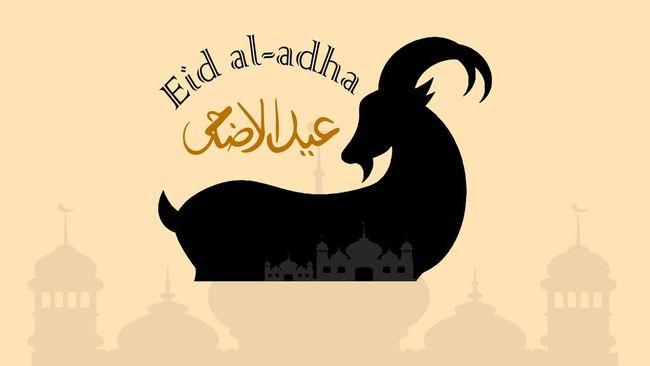 Simak kumpulan ucapan selamat Hari Raya Iduladha 2021 bahasa Indonesia dan Inggris yang bisa dikirimkan ke teman, keluarga, atau diunggah di media sosial.