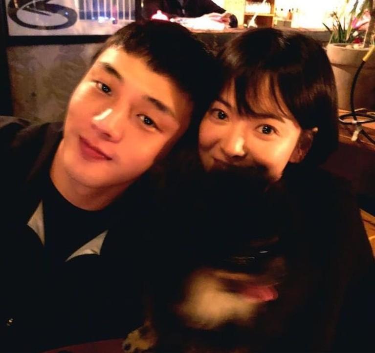 Persahabatan Song Hye Kyo dan Yoo Ah In memang sudah terjalin lama. Yuk kita intip kebersamaan mereka!