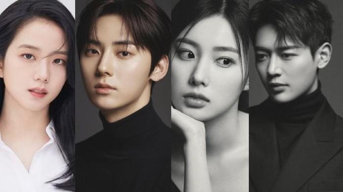 Rilis Foto Profil Baru, Jisoo Blackpink Sampai Minho SHINee Pukau Netizen dengan Visual Mereka Sebagai Idol-Aktor