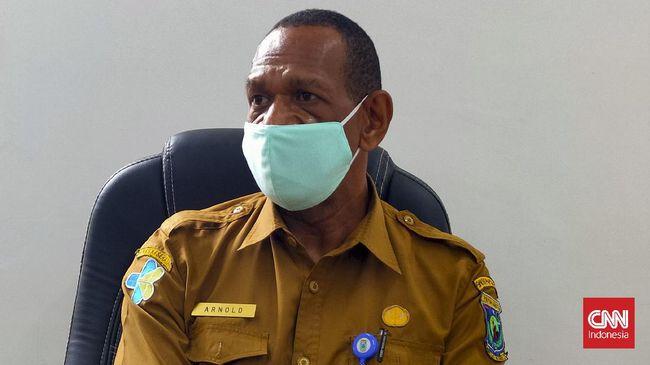 Juru Bicara Satgas Covid-19 Papua Barat membeberkan kondisi penularan Covid-19 di wilayah tersebut, termasuk tantangan dalam vaksinasi.