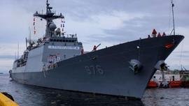 68 Orang Positif Covid-19 di Klaster Kapal Perang Korsel