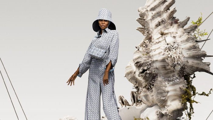 Naomi Campbell Didapuk Burberry Sebagai Model Kampanye Terbarunya