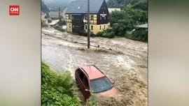 VIDEO: Banjir Bandang Eropa Tewaskan 188 Orang