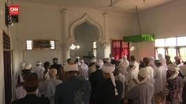 VIDEO: Tarikat Naqsabandiyah Sumut Rayakan Iduladha Hari Ini