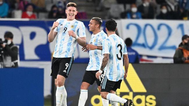 Argentina berada dalam tekanan besar jelang menghadapi Spanyol pada lanjutan Grup C Olimpiade Tokyo 2020, Rabu (28/7).