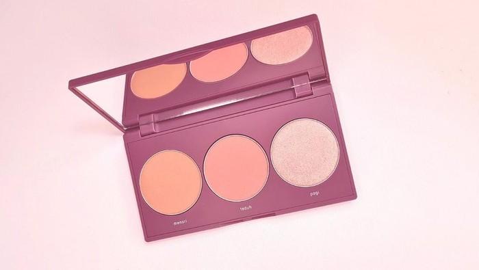 Sukses dengan Eyeshadow Palette, Buma Cosmetics Meluncurkan Face Palette