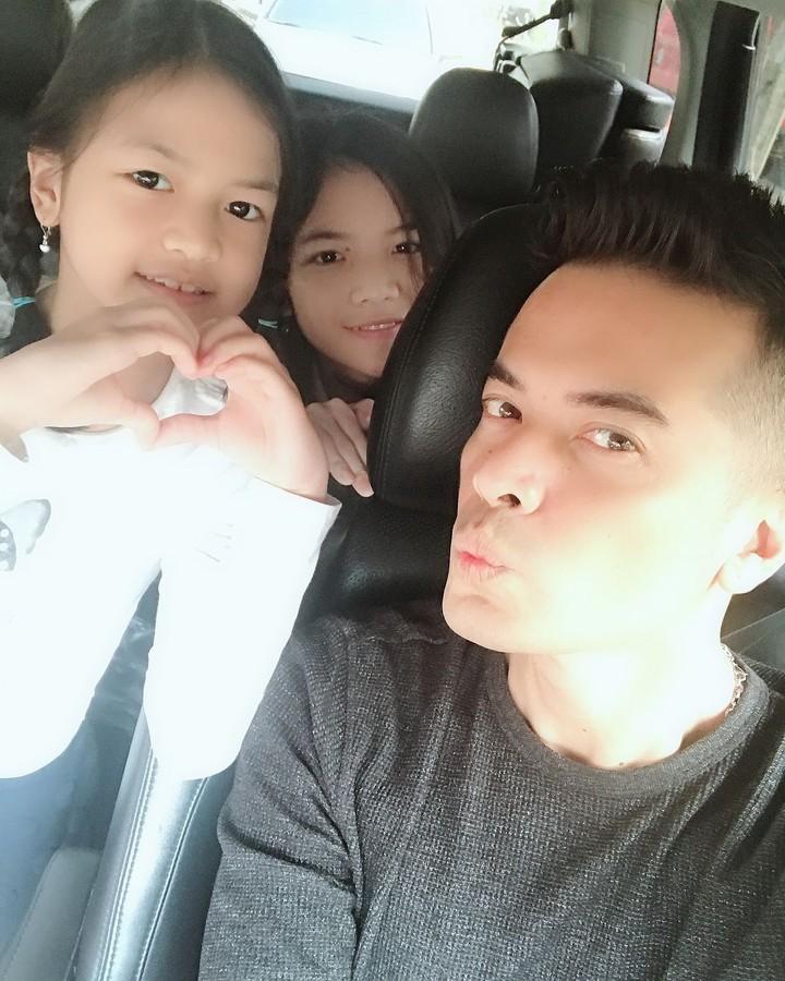 Choky Andriano dan Anak