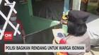 VIDEO: Polisi Bagikan Rendang Untuk Warga Isoman