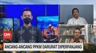 VIDEO: Ancang-Ancang PPKM Darurat Diperpanjang