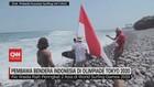VIDEO: Pembawa Bendera Indonesia di Olimpiade Tokyo 2020