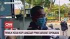 VIDEO: Pemilik Kedai Kopi Langgar PPKM Dipenjara Bebas