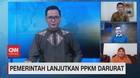 VIDEO: Pemerintah Lanjutkan PPKM Darurat