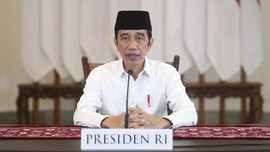 Jokowi Waspadai Kemungkinan Dunia Hadapi Varian Lebih Menular