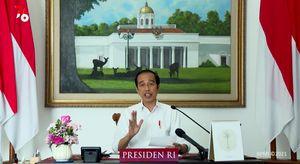 Viral! Jokowi Mendadak ke Apotek, Gagal Dapat Obat Anti Virus