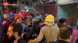 VIDEO: 35 Tewas Akibat Bom di Irak saat Malam Iduladha