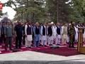 VIDEO: Istana Presiden Afghanistan Diserang Roket di Salat Id
