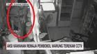 VIDEO: Aksi Kawanan Remaja Pembobol Warung Terekam CCTV