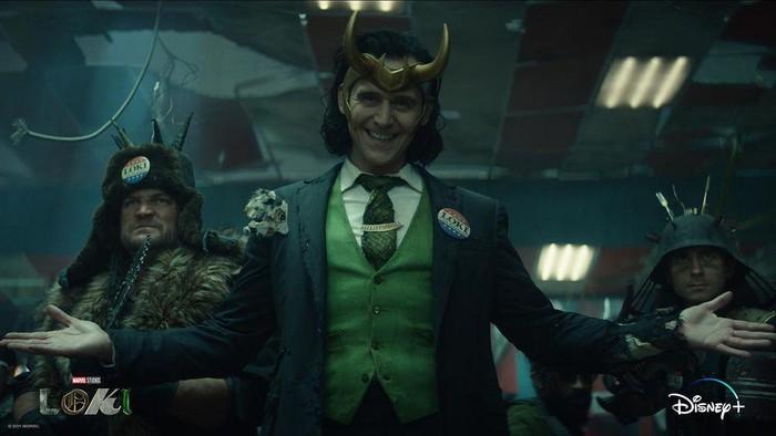 Lanjut ke Season 2, Ini 5 Alasan Kamu Harus Nonton Series Film Loki!